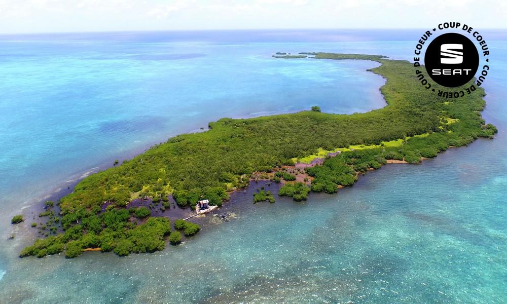 Foncez, cette île est à vendre pour le prix d'un appart à Paris