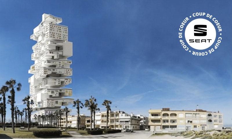 Un architecte espagnol veut transformer les gratte-ciel en villes