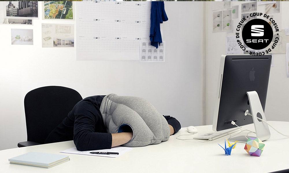 5 inventions pour faire la sieste partout, tout le temps