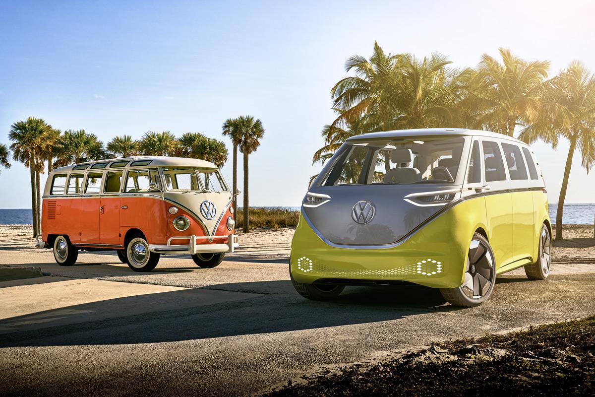 Hourra, le combi Volkswagen revient en version électrique !