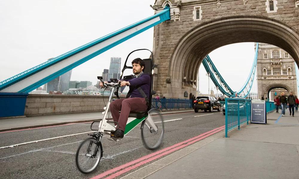 Roulez en sécurité, voici le vélo le plus sûr du monde