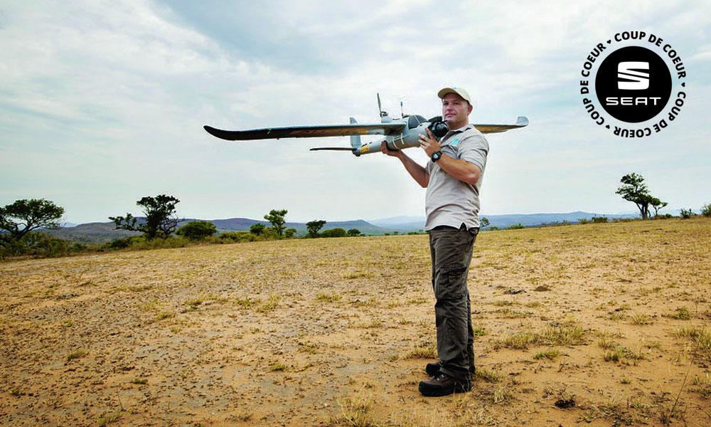 Des drones intelligents pour lutter contre le braconnage