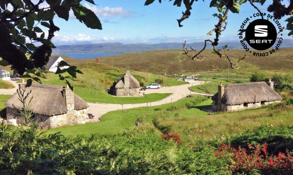 Besoin de fraicheur ? Achetez ce village en Écosse !