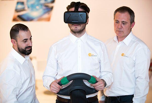 Montrer le futur à ses salariés grâce à la réalité virtuelle