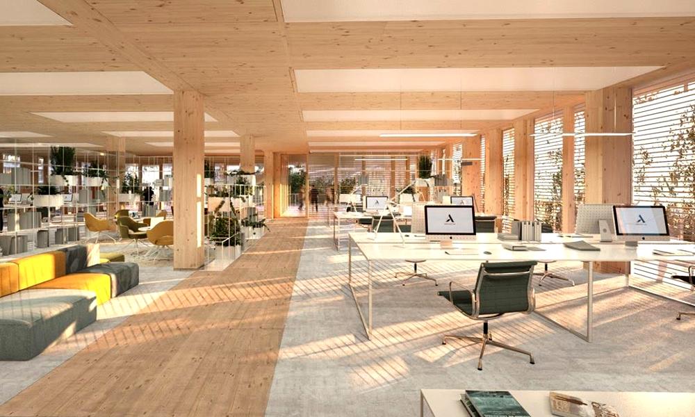 Arboretum bureaux
