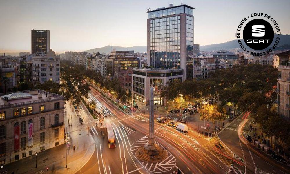 Avec le Metropolis:Lab, Barcelone va révolutionner la mobilité urbaine
