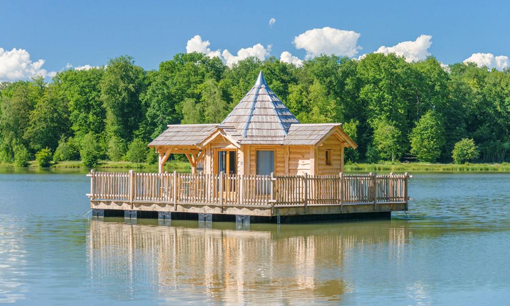 Détour par les cabanes les plus zen de France