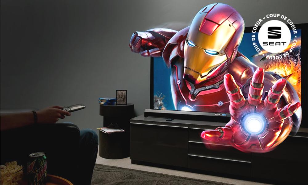 Ne zappez pas : votre vieille TV va bientôt devenir un ciné 3D !