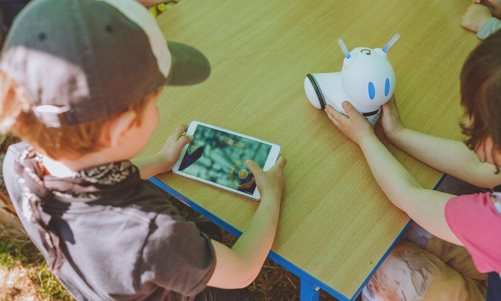 Un robot pour apprendre aux enfants à coder facilement