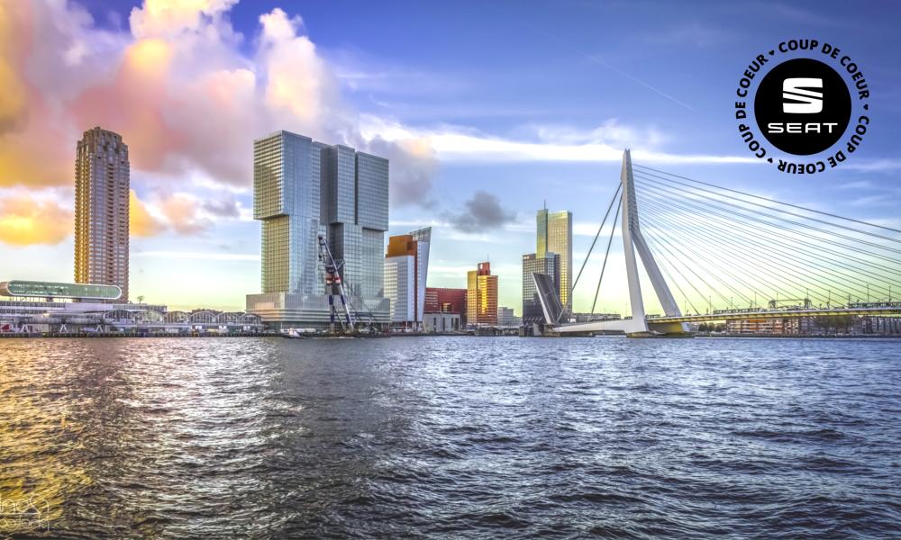 Contre la montée des eaux, Rotterdam devient la première ville waterproof