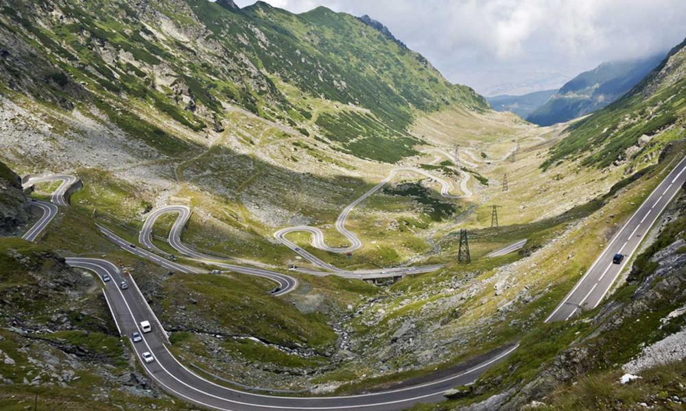 Roumanie route Transfagaran