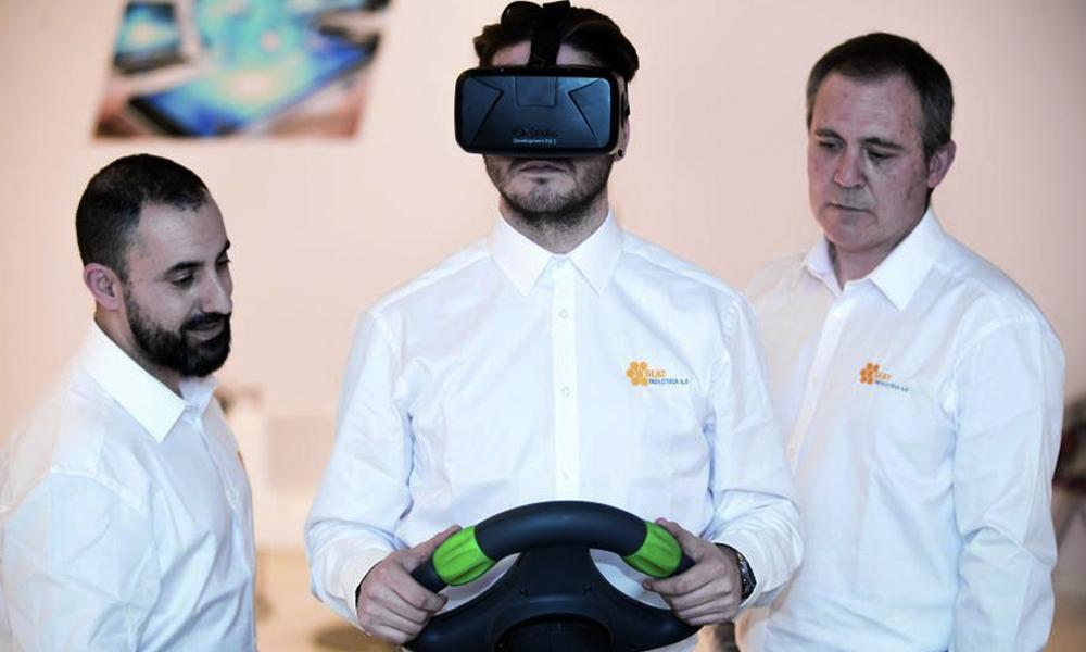 Tous à vos casques, la réalité virtuelle forme les salariés du futur