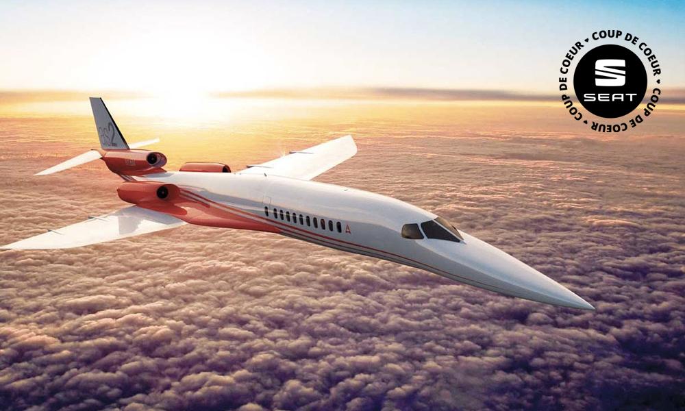 Des avions supersoniques grâce à... la céramique !