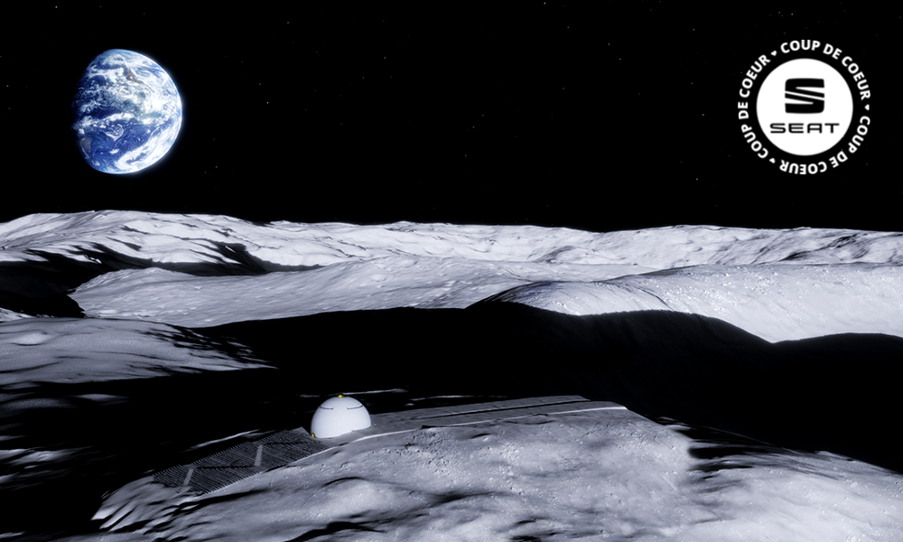 Allo Houston ? Un Espagnol veut construire un temple zen sur la Lune !