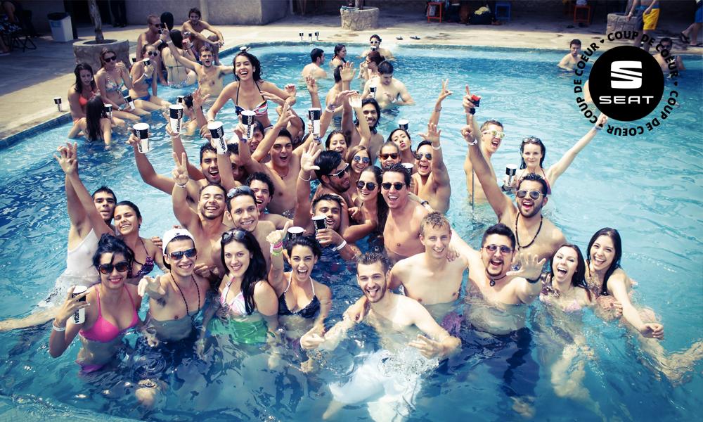 Un Airbnb des piscines pour plonger dans celle du voisin
