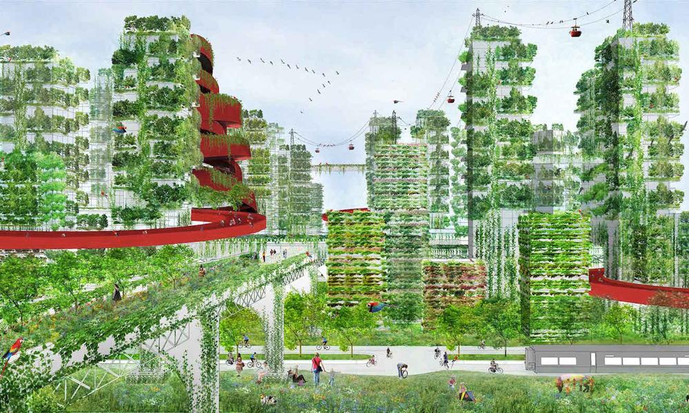 Pour lutter contre la chaleur, Barcelone veut devenir une forêt géante