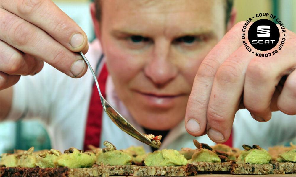 Ces insectes que vous mangerez ce soir (ou d'ici 10 ans)