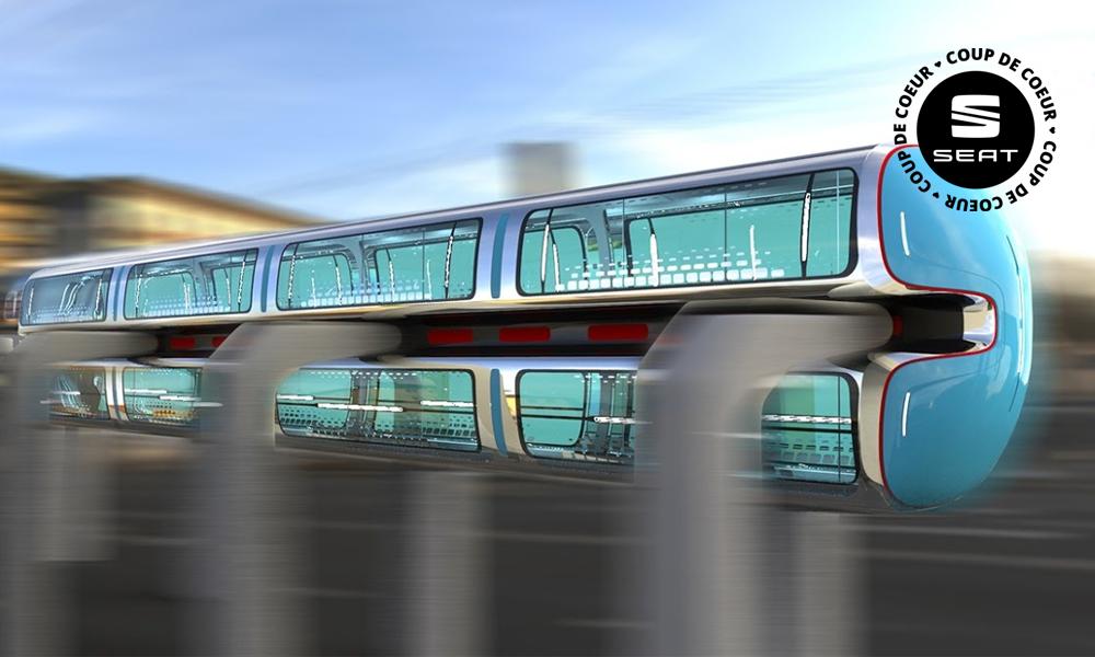 Le métro du futur pourrait bien ressembler à ça
