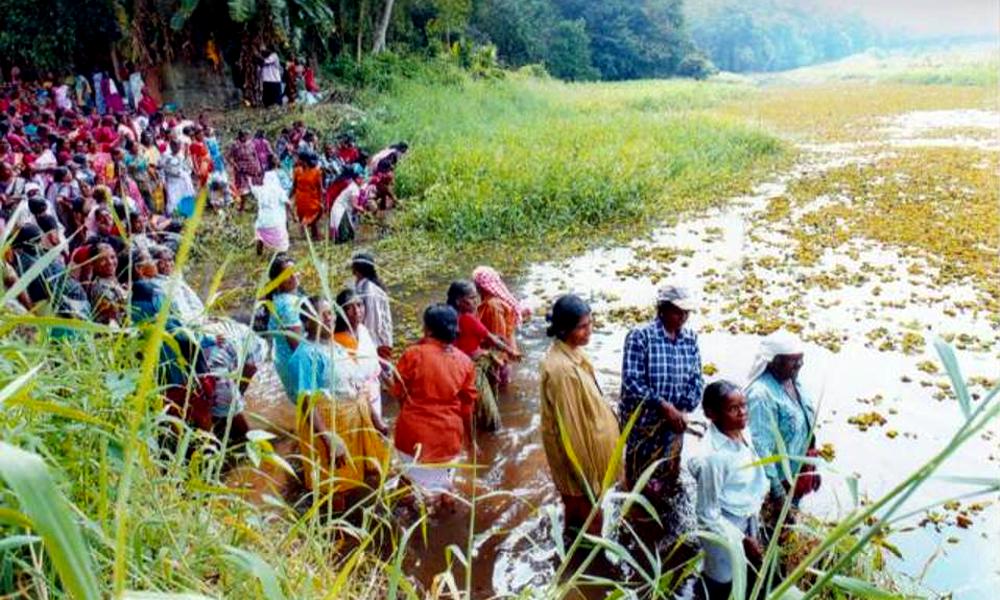 Comment 700 Indiens se sont réunis pour dépolluer leur rivière