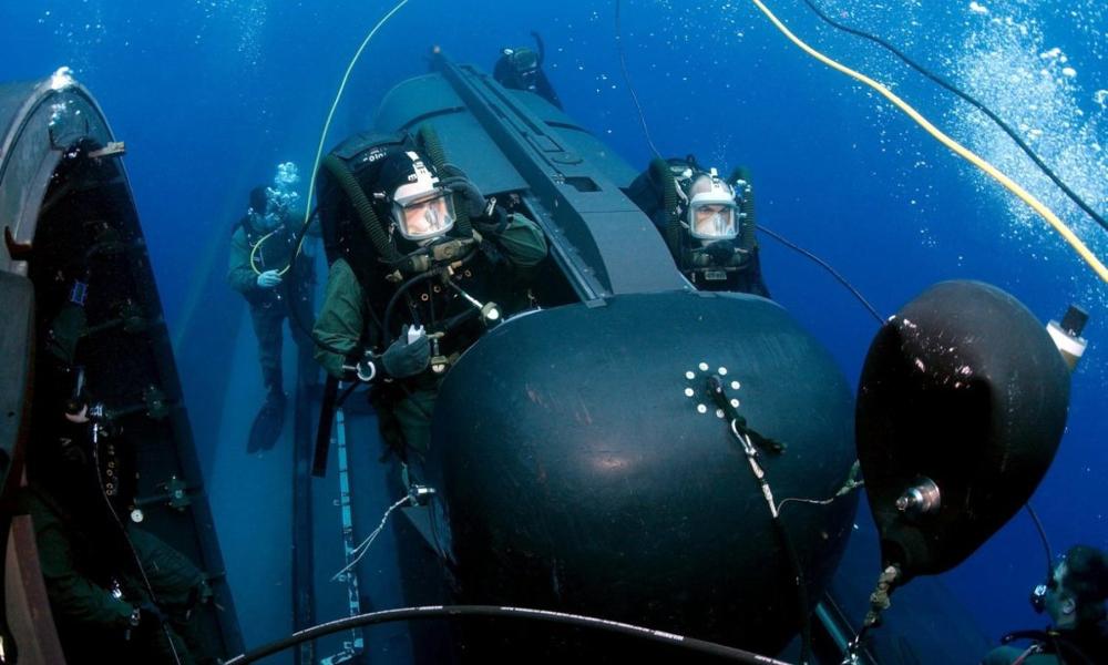 Qui veut imprimer en 3D son propre sous-marin ?