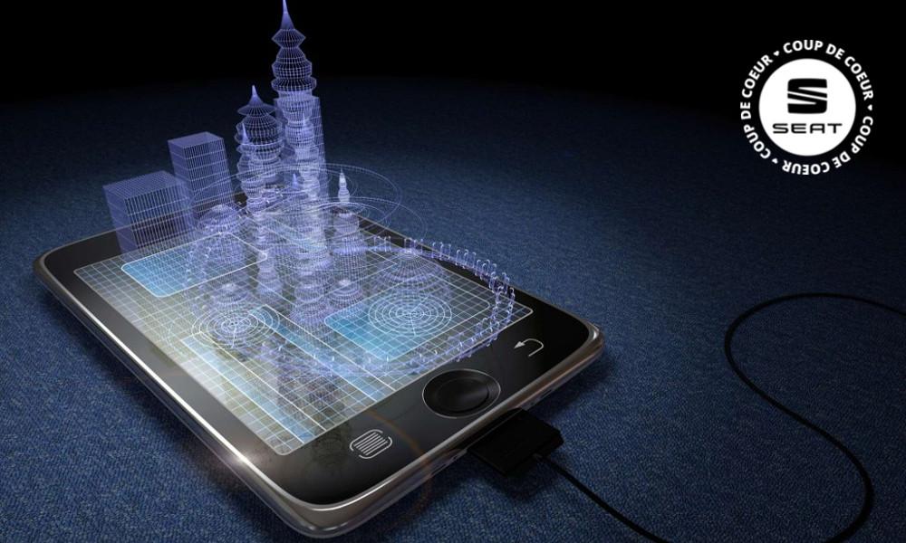 Que va changer le premier smartphone à hologrammes ?