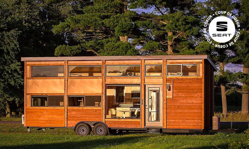 Bon plan : partez en vacances à 10 dans une mini maison nomade