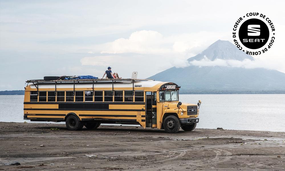 Ces Français ont inventé un bus-hôtel pour parcourir le monde