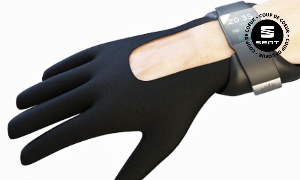 Soulevez plus de 40 kg avec ce gant de super-héros