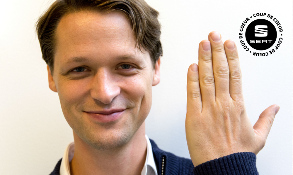 Cette main cache une puce électronique (et ça va vous changer la vie)
