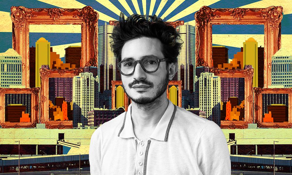 Abdel Bounane, l'homme qui veut trouver les Picasso de demain