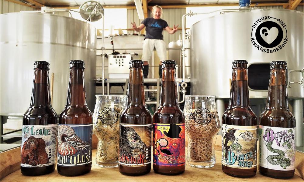 Chez Zoobrew, on sauve des animaux en produisant de la bière