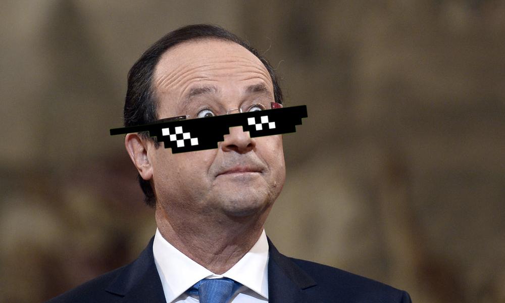François Hollande est-il le nouveau meilleur ami des Makers ?