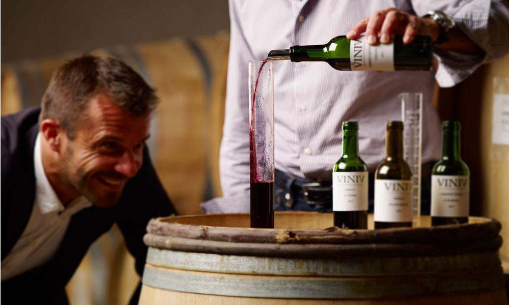 Fabriquez vous-même votre propre vin en 2 heures chrono