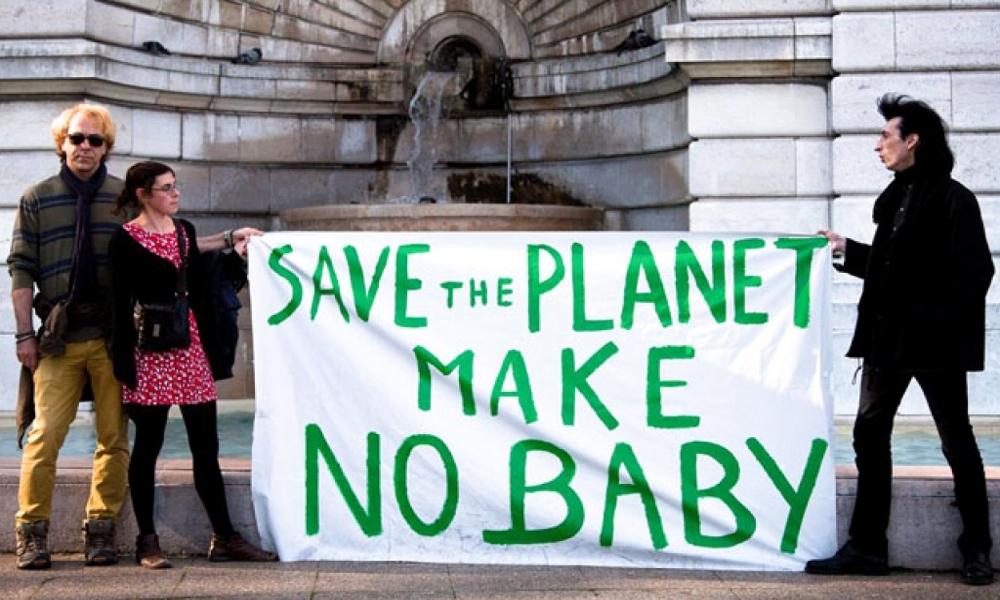 Trop c'est trop, faut-il faire moins d'enfants pour sauver la planète ?