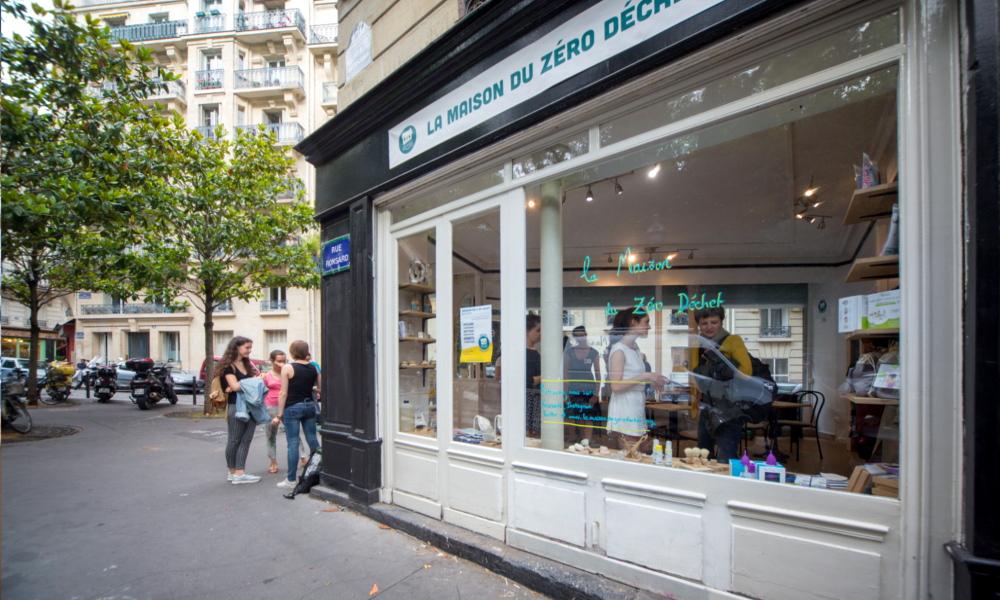 À Paris, La Maison du zéro déchet vous aide à vivre sans polluer