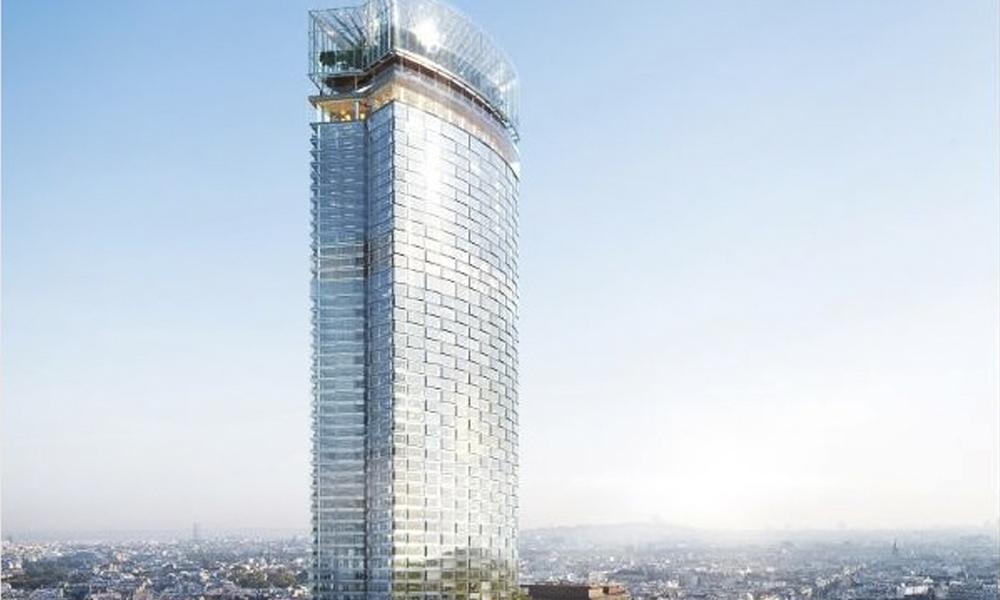Plus écolo, moins laide et carrément sexy: voici la future tour Montparnasse