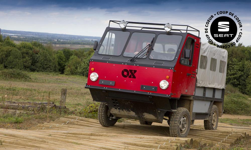En cas d'urgence, construisez ce camion pliable en kit