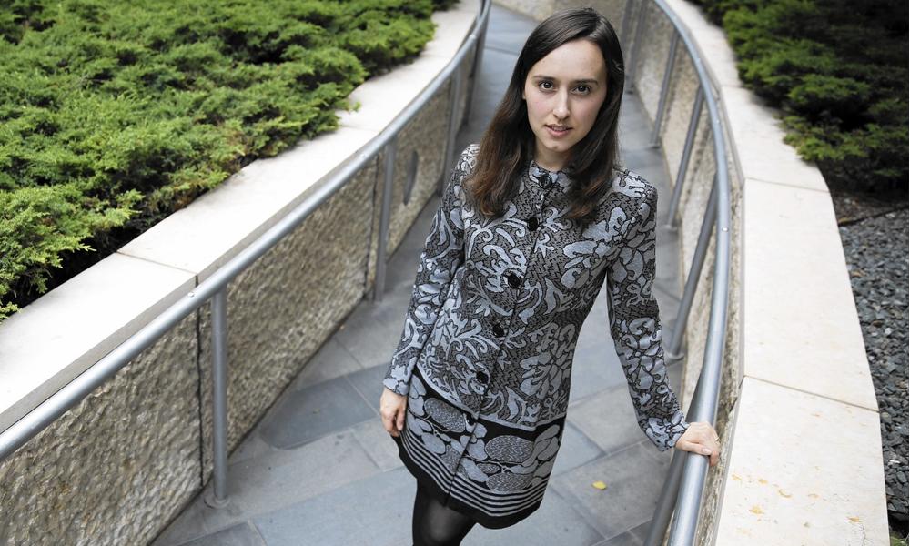 À 24 ans seulement, Sabrina Pasterski est-elle vraiment la nouvelle Einstein ?