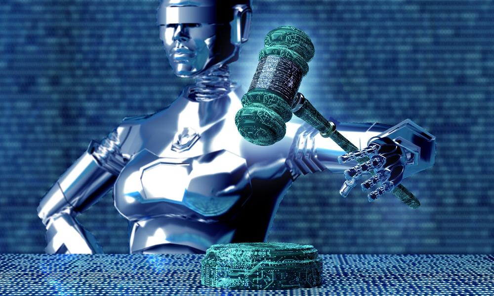 Et si demain les délinquants étaient jugés par des robots ?