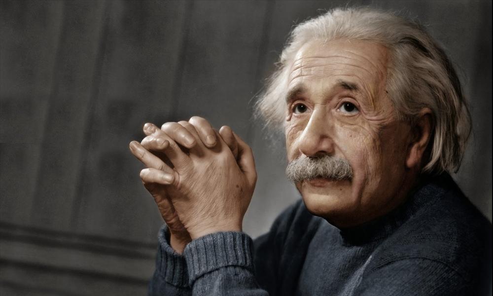 Le secret du bonheur selon Einstein est à vendre