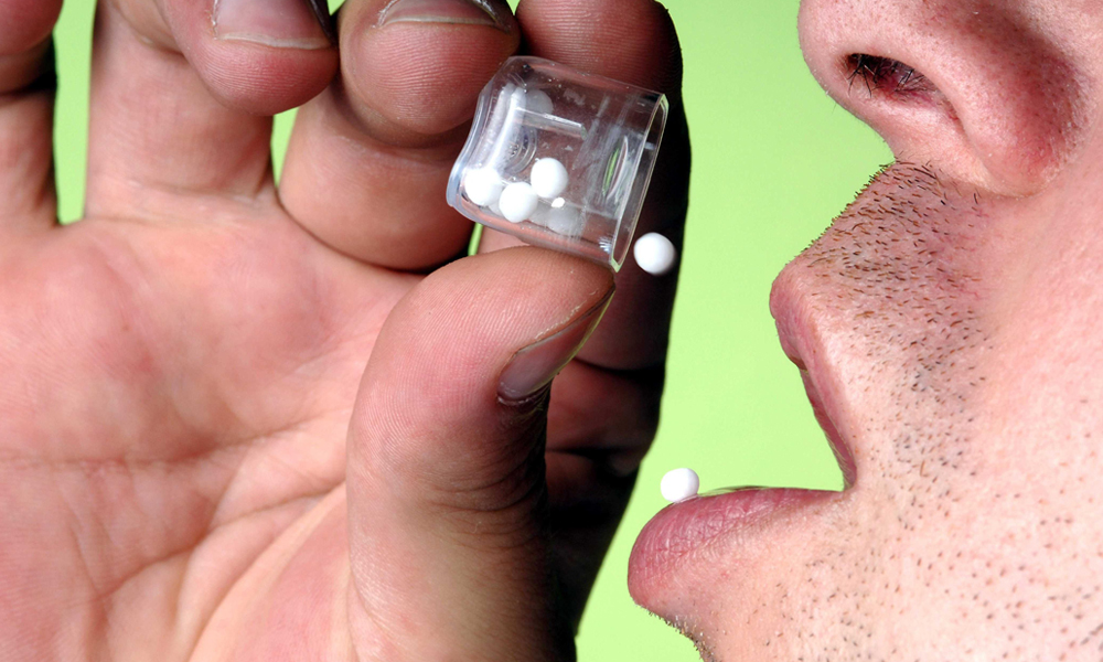 Selon les scientifiques, l'homéopathie ne servirait… absolument à rien