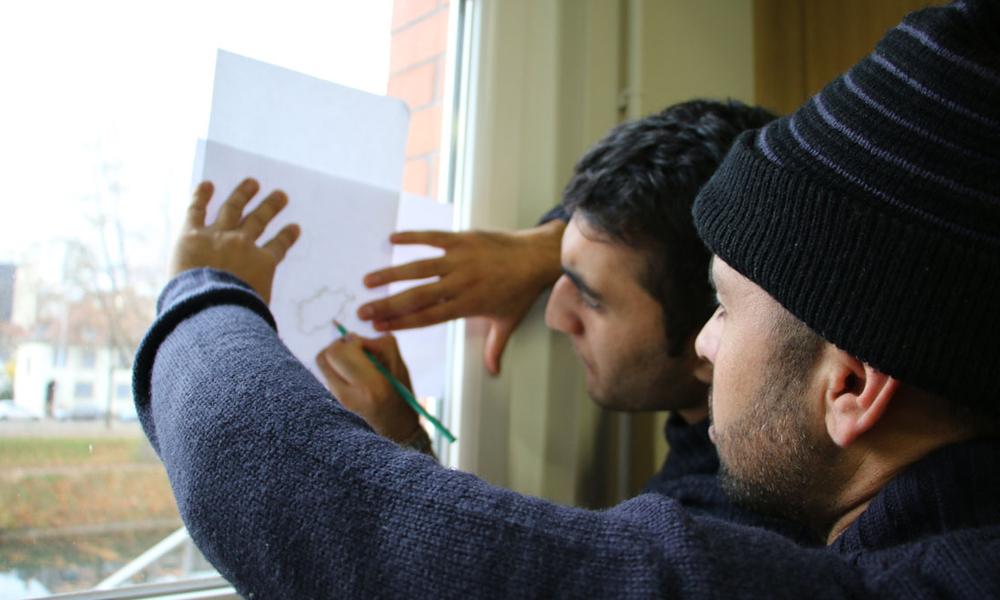 Pour ces makers de Strasbourg, l'intégration des réfugiés passe par l'innovation