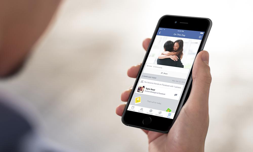 Pourquoi Facebook nous rend tous nostalgiques ?