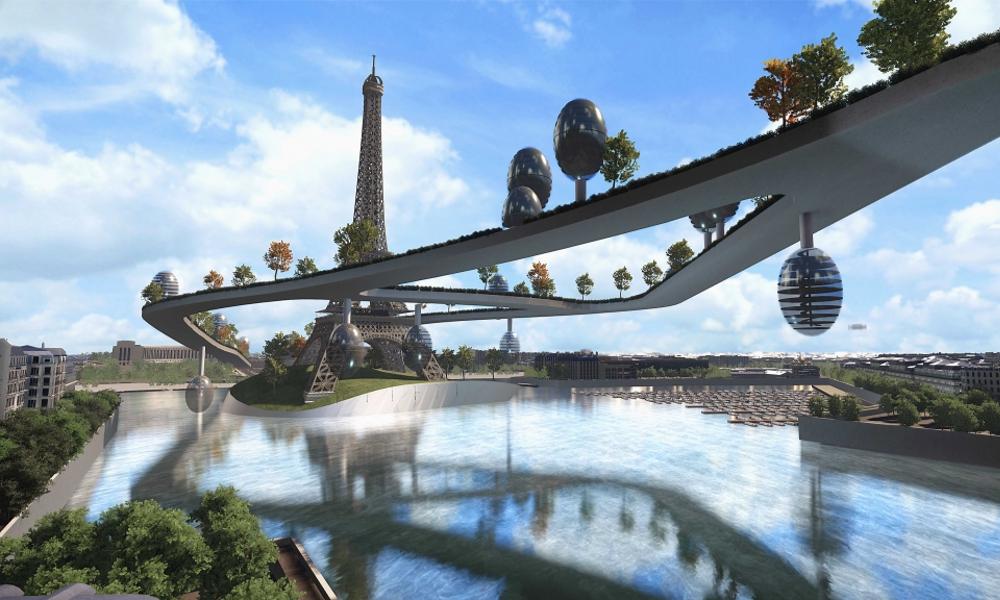 Madame Hidalgo, voici à quoi Paris ressemblera demain