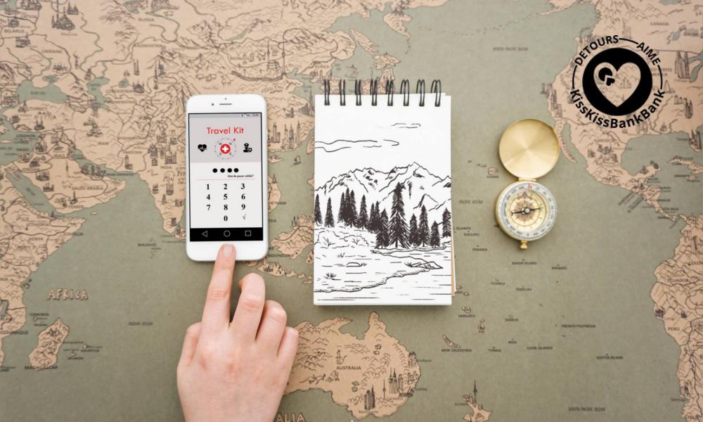 Partez plus serein en voyage : deux Français ont mis un médecin dans votre smartphone
