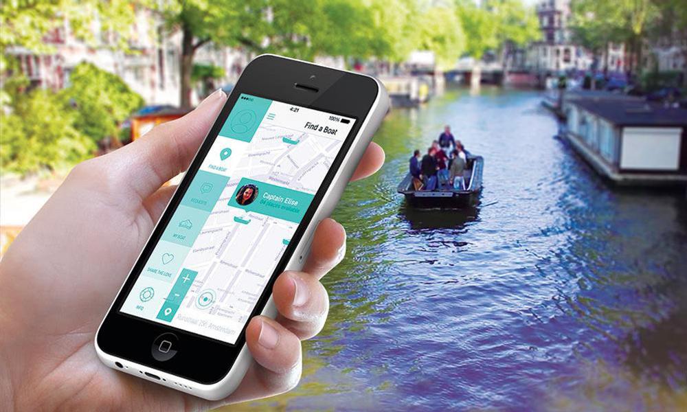 Et si les rivières étaient la nouvelle voie réservée aux taxis ?