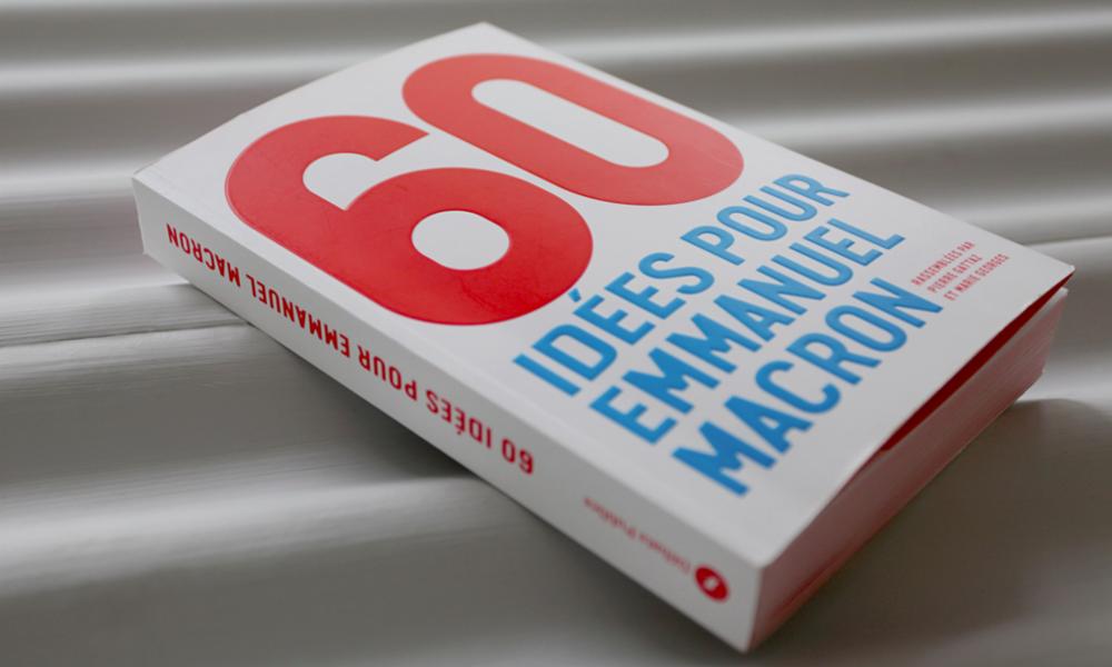 40 créateurs proposent à Macron de sauver la France grâce au design