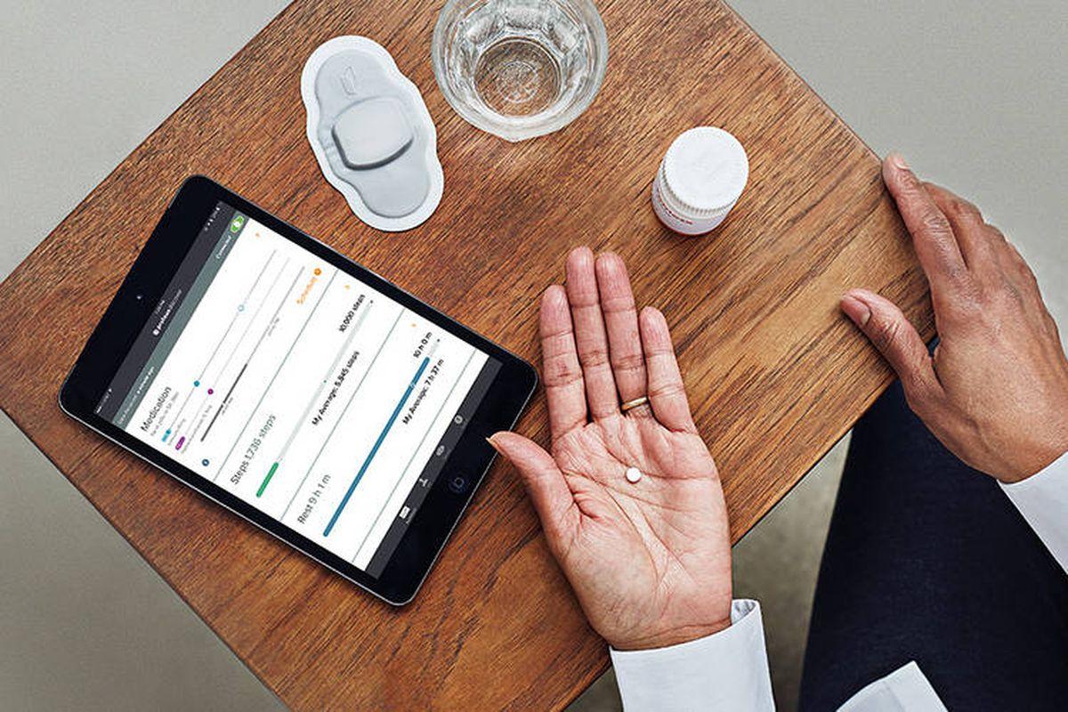 Un médicament connecté pour suivre la guérison des patients à distance