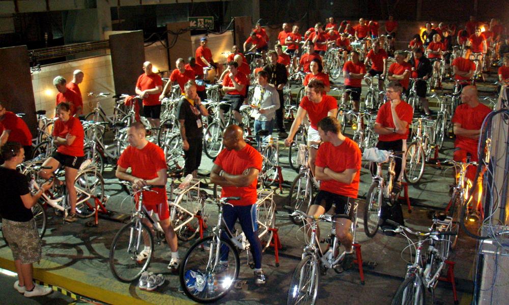 Aux Pays-Bas, les salles de sport se transforment en centrale électrique