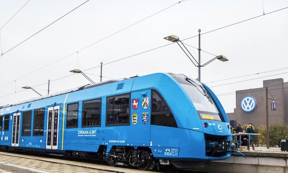 L'Allemagne inaugure le premier train à hydrogène au monde